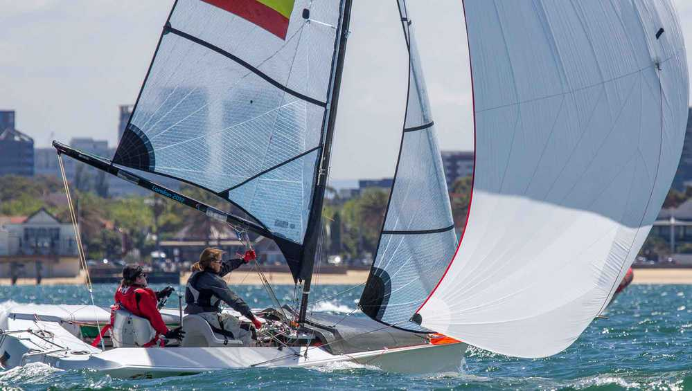 Para World Sailing