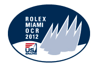 US SAILING's Rolex Miami OCR logo