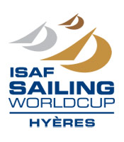ISAF Sailing World Cup Hyeres logo