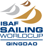 ISAF Sailing World Cup Qingdao logo
