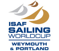 ISAF Sailing World Cup Weymouth & Portland logo