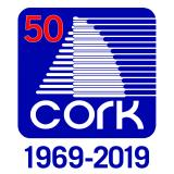 CORK OCR (Olympic Classes Regatta) logo