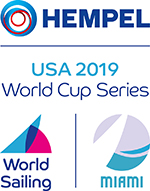 Hempel World Cup Series - Round 2, Miami  logo