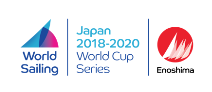2019 World Cup Series - Round 1, Enoshima logo