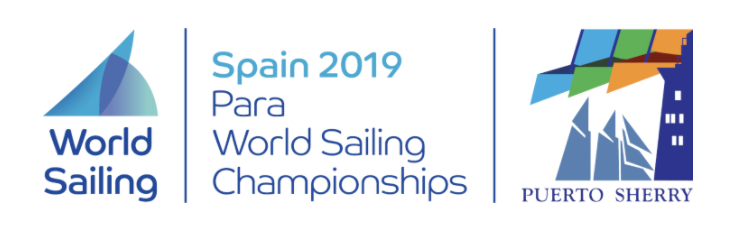 2019 Para World Sailing Championship logo