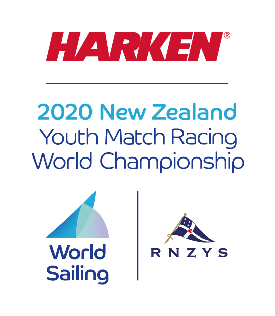 HARKEN 2020 Youth Match Racing World Championship logo