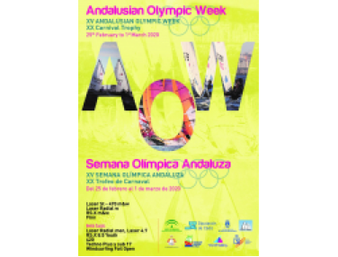 Andalusian Olympic Week  logo