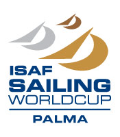 ISAF Sailing World Cup Palma logo